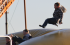 Bouncing Kids at the Twin Cities Harvest Festival